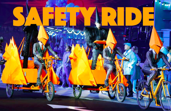 The Safety Ride