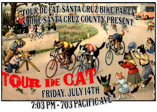Tour de Cat!