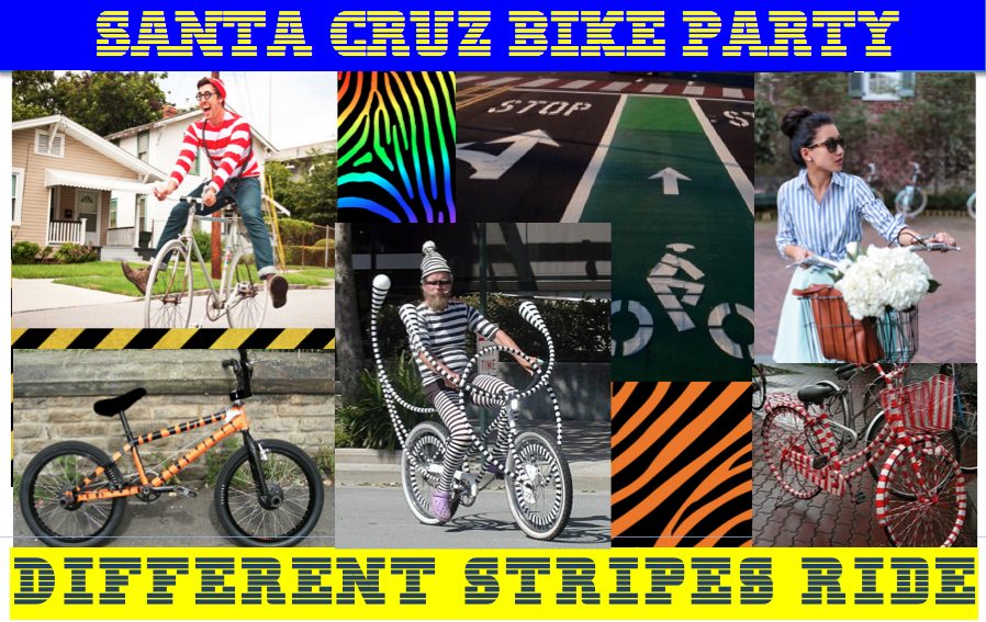 All Types of Stripes ride!