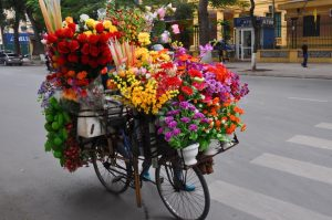The Flower Power Ride