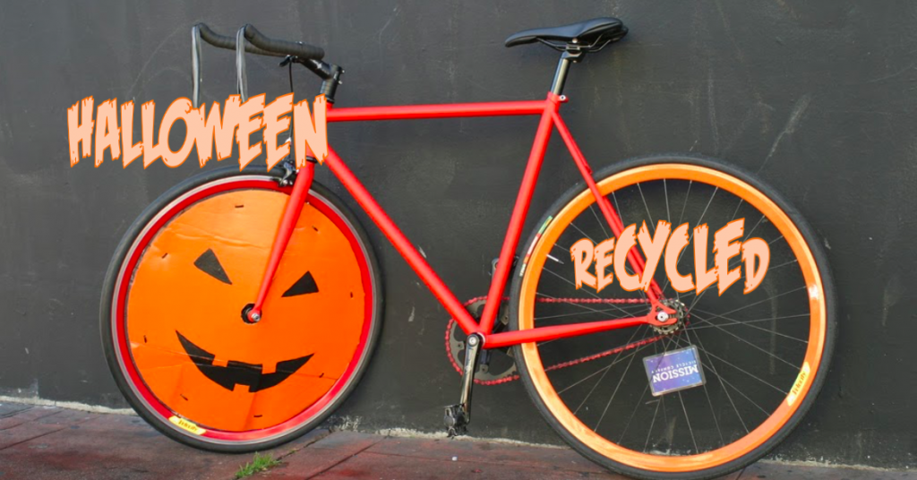 Halloween reCYCLEd – Friday, 11/8 @ 7pm